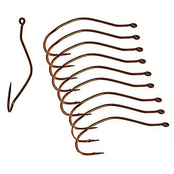 Mustad UltraPoint Slow Death Bronze Fishing Hooks (10 Ct)
