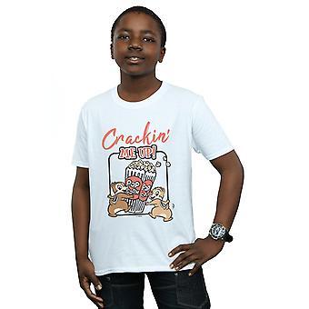 Disney Boys Chip N Dale Crackin Me Up T-Shirt