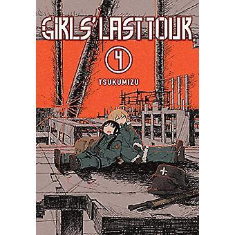 البنات آخر جولة--المجلد 4 من تسوكوميزو-9780316415989 الكتاب