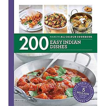 200 piatti indiani facile - Hamlyn tutti colore Cookboo - 9780600630562 libro