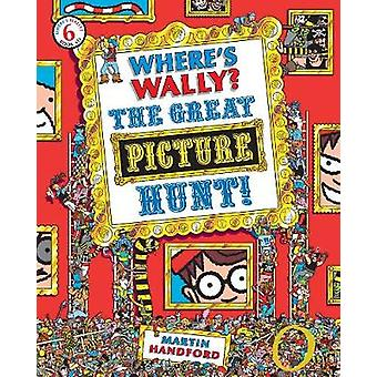 Where's Wally? The Great Picture Hunt (Mini Ed) by Martin Handford -