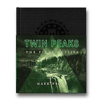 Twin Peaks - el expediente Final de Mark Frost - libro 9781509802043
