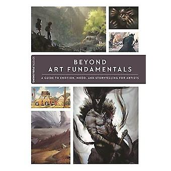 Beyond Art Fundamentals by 3DTotal Publishing - 9781909414365 Book