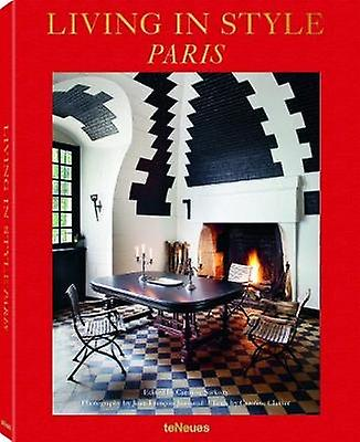 Living in Style Paris by voitureoline Sarkozy - 9783961710058 Book