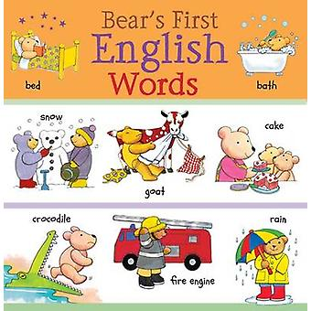 Bear's First English Words by Catherine Bruzzone - Clare Beaton - 978