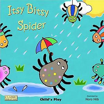 Itsy Bitsy Spider av Annie Kubler - Nora Hilb - 9781846436666 boka