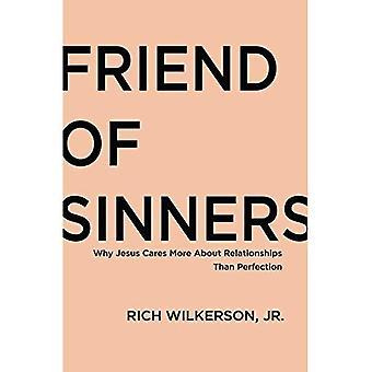 Vriend van zondaars: waarom Jezus meer over relatie dan perfectie geeft