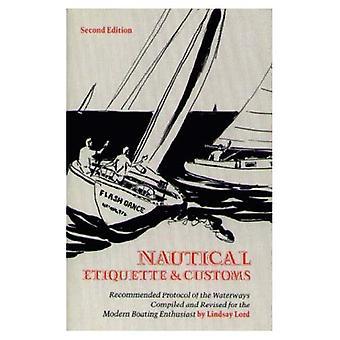 Nautical etiketti & tulli