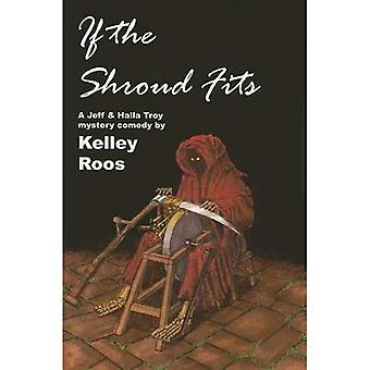 If the Shroud Fits (Jeff & Haila Troy Mysteries)