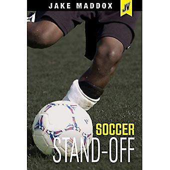 Soccer Stand-Off (Jake Maddox Jv)