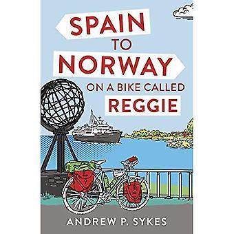 Espagne en Norvège sur un vélo appelé Reggie