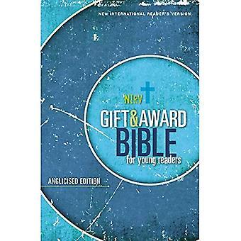 NIrV, cadeaux et prix Bible pour les jeunes lecteurs, anglicisé Edition, brochée, bleu