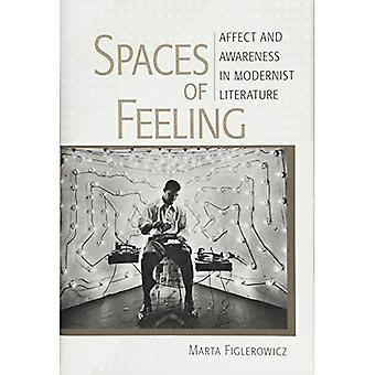 Utrymmen med känsla: påverkar och medvetenhet i modernistisk litteratur