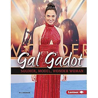Gal Gadot: Soldat, modell, Wonder Woman