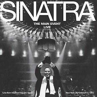 Frank Sinatra - Main Event: Live [CD] USA import