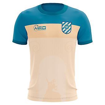 2019-2020 Montpellier Home Concept Football Shirt