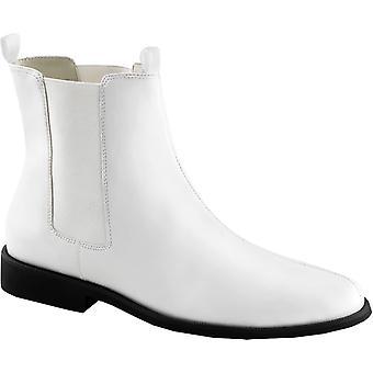 Soldado zapatos 12 blanco