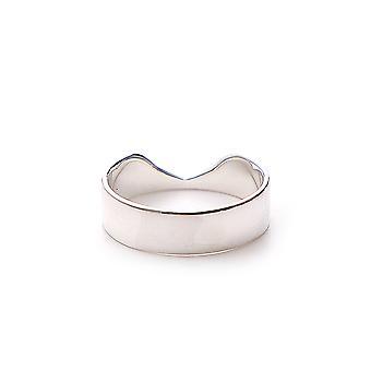 Maison Margiela Silber Ring aus Messing