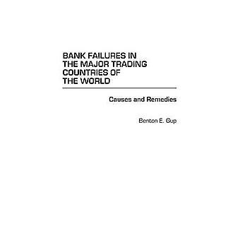 Bankkrak i de vigtigste handelspartnere lande i verden årsager og løsninger af Gup & Benton