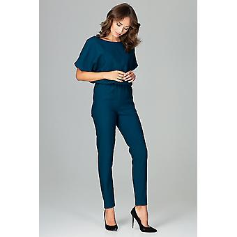Lenitif women's jumpsuits overall sea