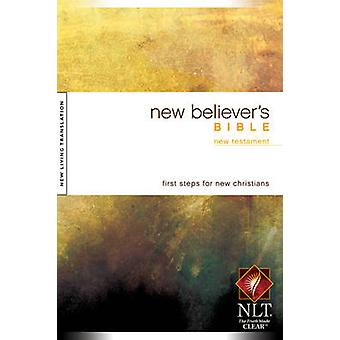 New Believer's New Testament-NLT by Tyndale House Publishers - 978141