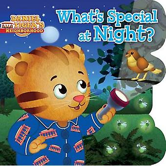 What's Special at Night? by Daphne Pendergrass - Jason Fruchter - 978
