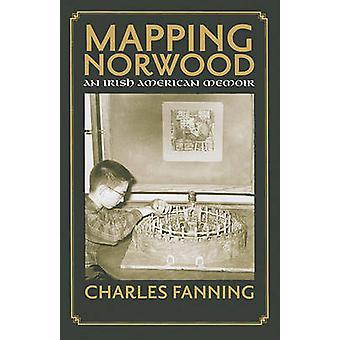 Kart läggning Norwood-en irländsk American Memoir av Charles fläktning-978155