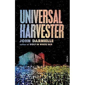 Universal Harvester by John Darnielle - 9781911344070 Book