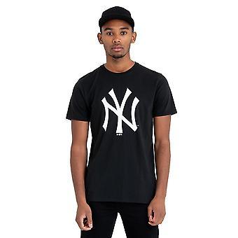 Nowa era Basic shirt-MLB Nowy Jork Yankees czarny