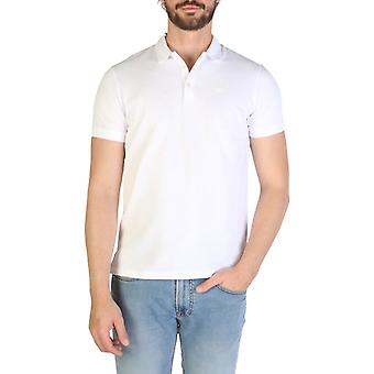 Emporio Armani Men White Polo -- 8N1F146352