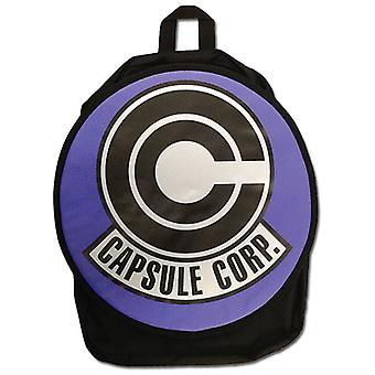 Backpack - Dragon Ball Z - Capsule Corp New Licensed ge11211