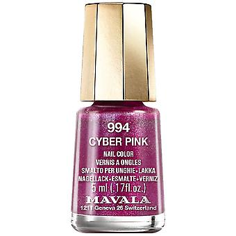 Mavala Cyber Chic 2018 Nail Polish Collection - Cyber Pink (994) 5ml