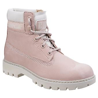 CAT Lifestyle Womens Lyric Lace Up Boot