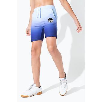 Hype blauw fade Kids shorts